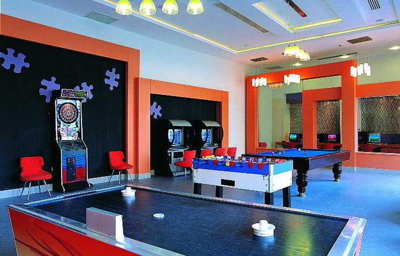 Leodikya Resort - Sport - 8