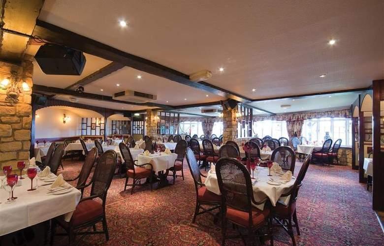 Best Western Calcot - Restaurant - 129