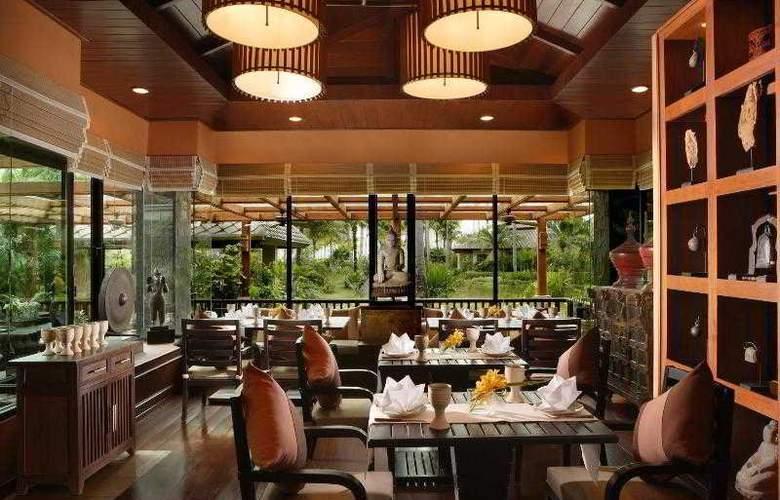 Le Meridien Khao Lak Beach and Spa Resort - Restaurant - 99