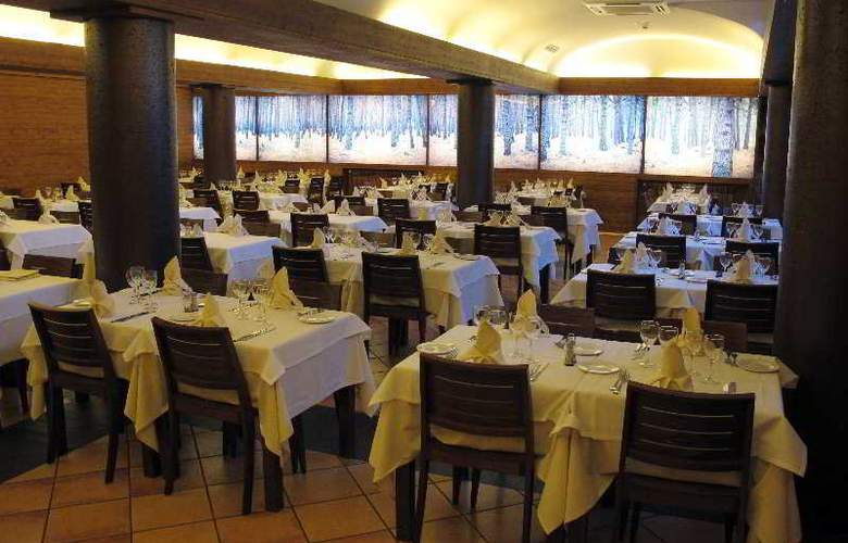 AJ Hotel & Spa - Restaurant - 6