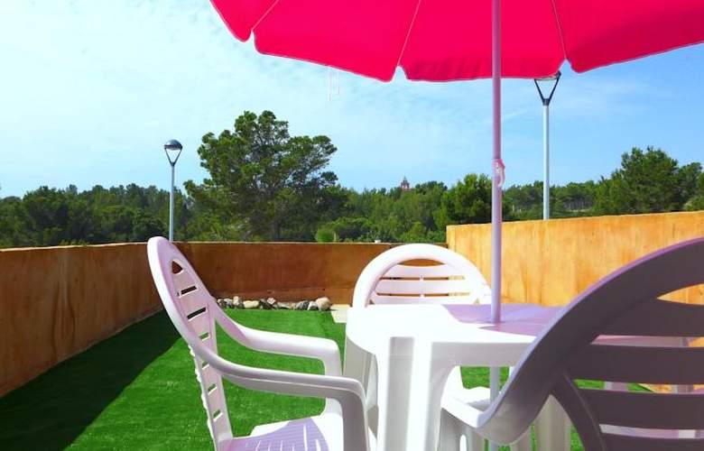 Sun Dore Rentalmar - Terrace - 4