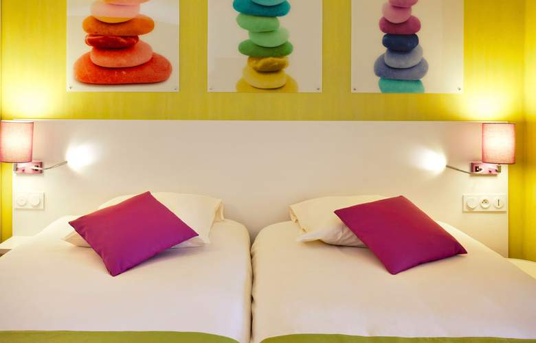 ibis Styles Paris Saint Denis Plaine - Room - 4