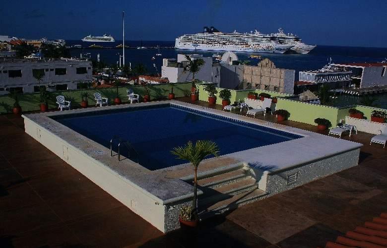 Plaza Cozumel - Pool - 8