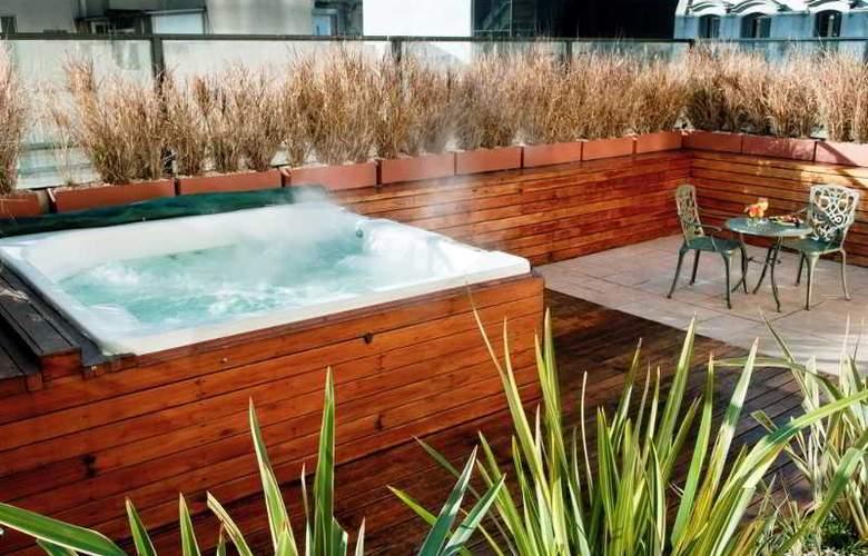 Reino del Plata Hotel Boutique - Terrace - 11