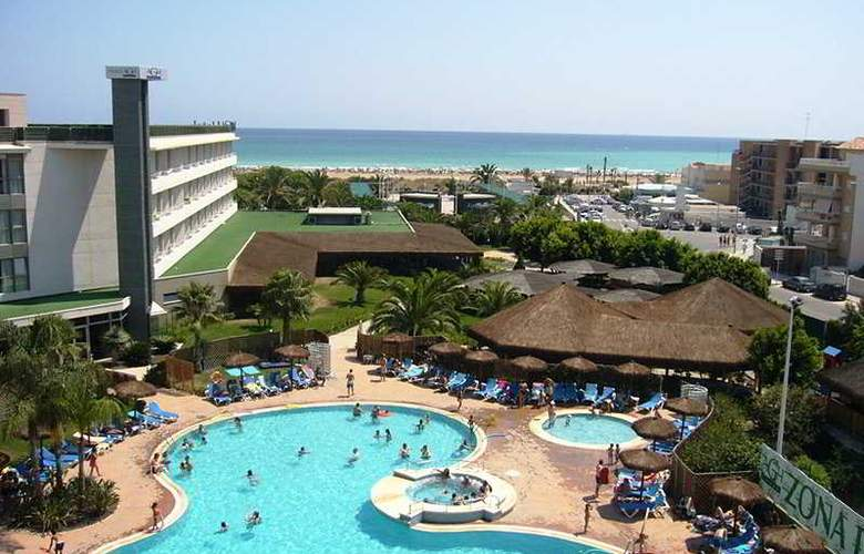 AGH Canet - Pool - 8