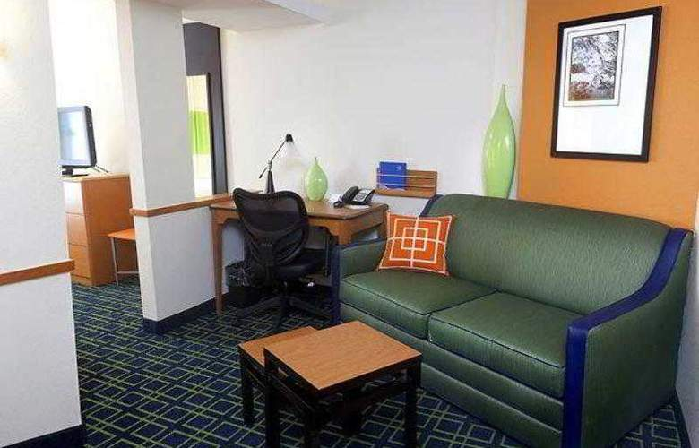 Fairfield Inn suites Paducah - Hotel - 3