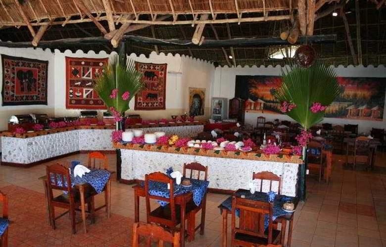 Ora Resort Coral Reef - Restaurant - 3