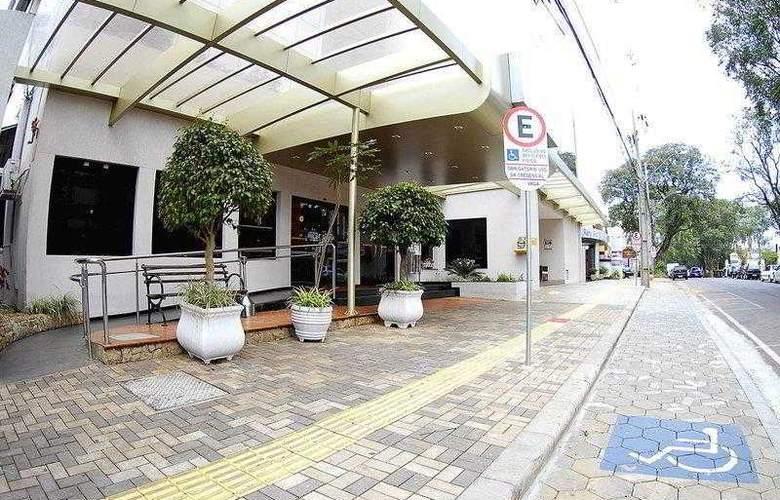 Best Western Hotel Taroba Express - Hotel - 22