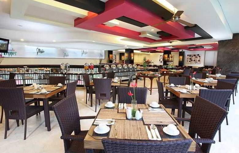 Bali Kuta Resort - Restaurant - 23