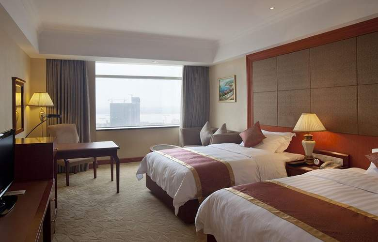 Crowne Plaza - Room - 2