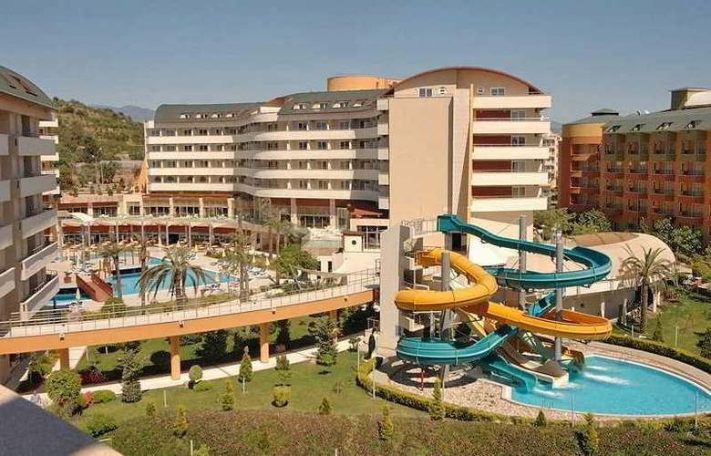 Alaiye Resort Hotel - Hotel - 0