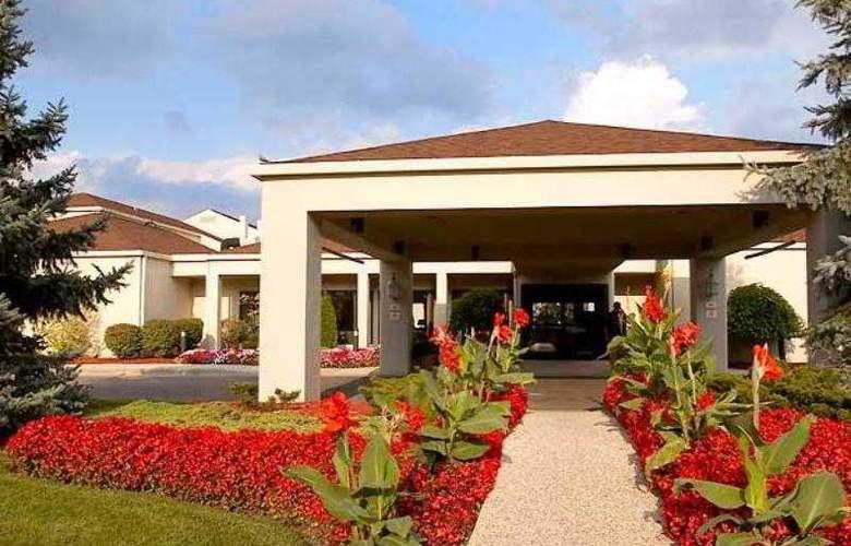 Courtyard Memphis Airport - Hotel - 0