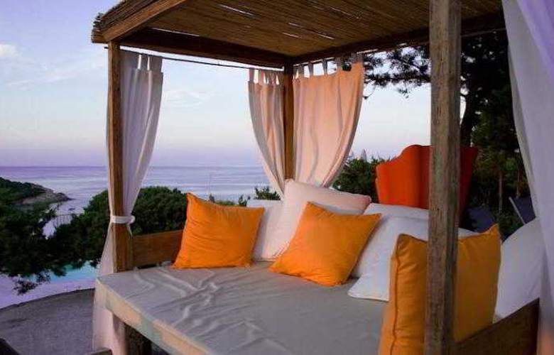 Grand Hotel In Porto Cervo - Terrace - 16