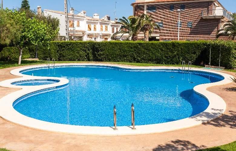 Residencial Bovalar Casa azahar - Pool - 19