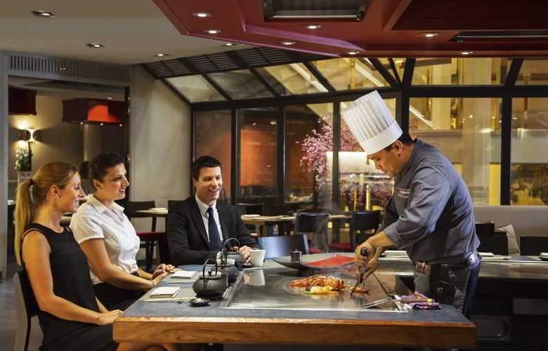 Movenpick Hotel & Casino Geneva - Restaurant - 24
