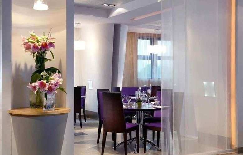 Novotel Paris 14 Porte D'Orleans - Restaurant - 56