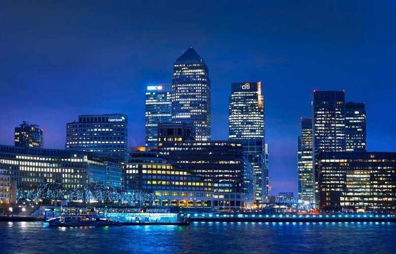 Hilton London Docklands Riverside - Hotel - 12