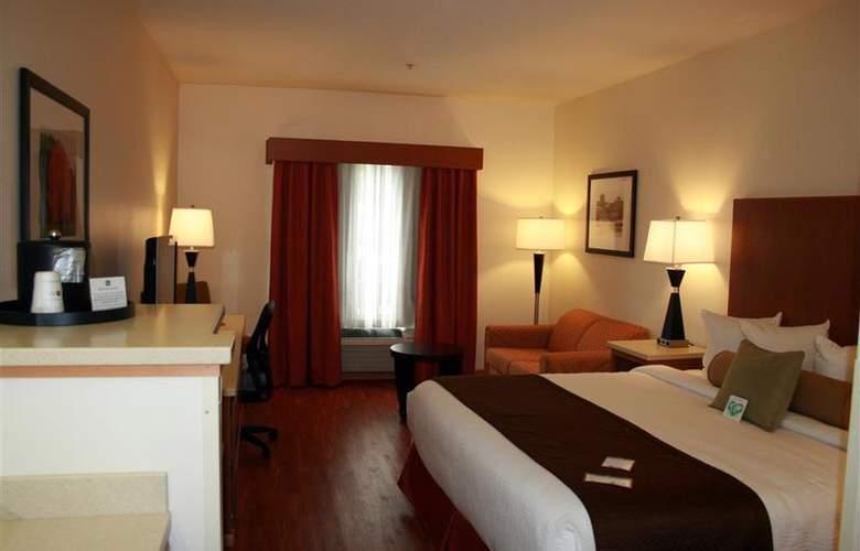 Best Western Plus Park Place Inn - Room - 109