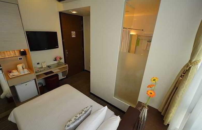 Aqueen Hotel Lavender - Room - 19