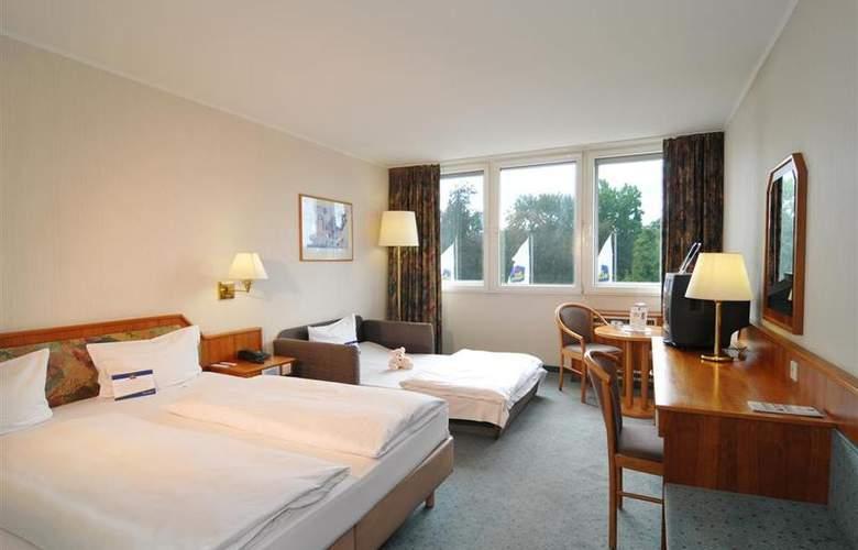 Best Western Leoso Hotel Leverkusen - Room - 65