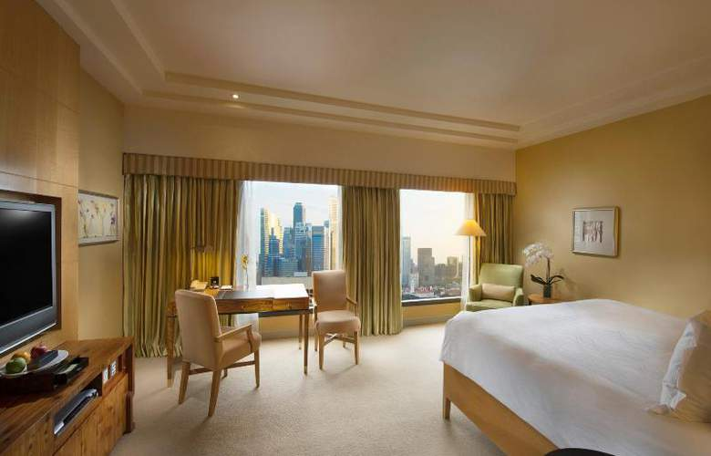 Conrad Centennial Singapore - Room - 2