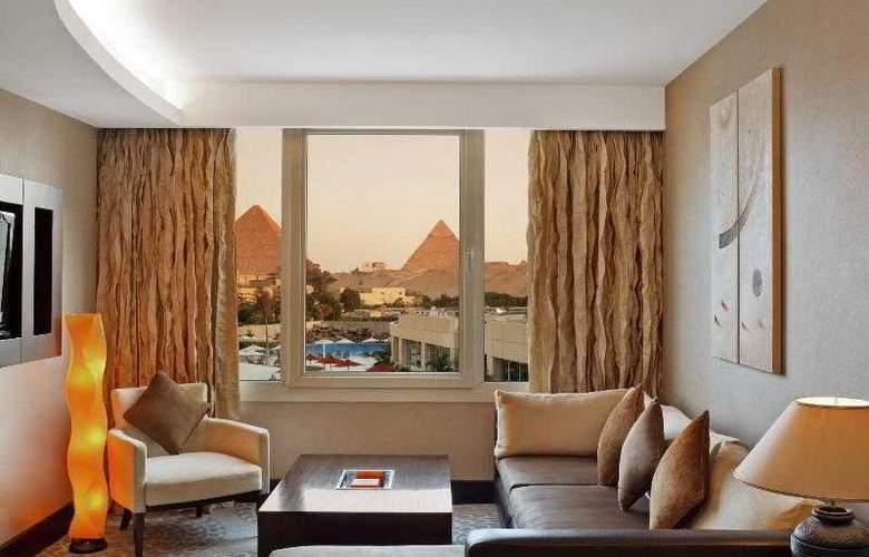Le Meridien Pyramids, Cai - Pool - 33