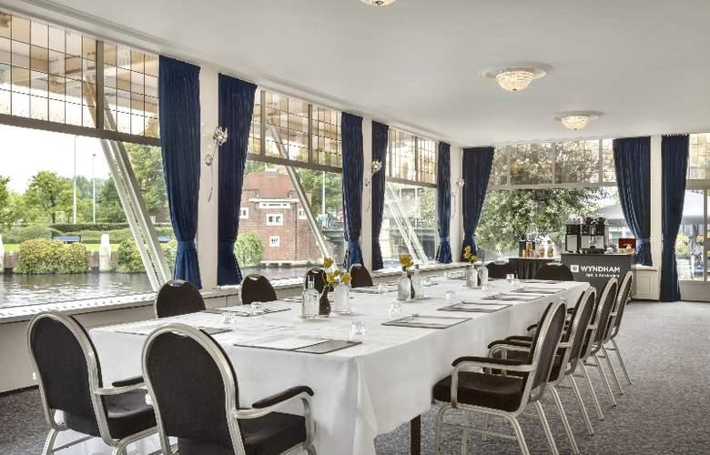 Wyndham Apollo Hotel Amsterdam - Conference - 4