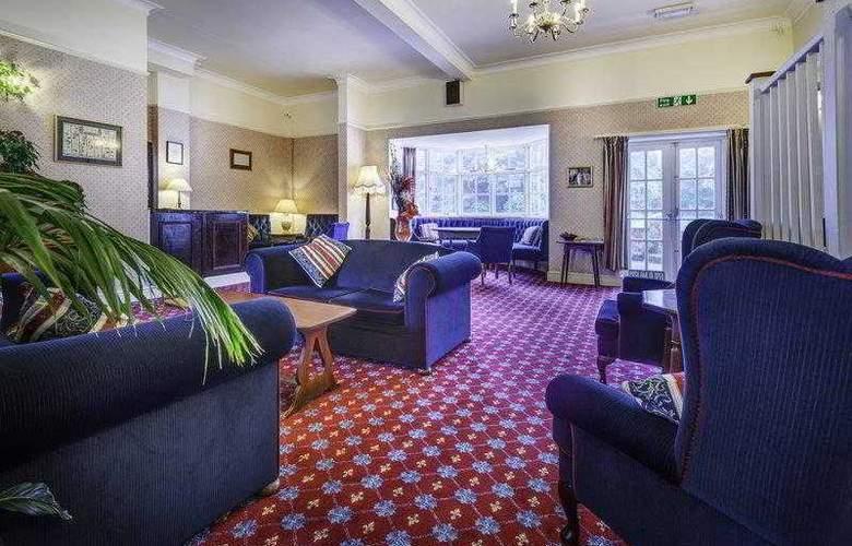 The Best Western Lord Haldon - Hotel - 23