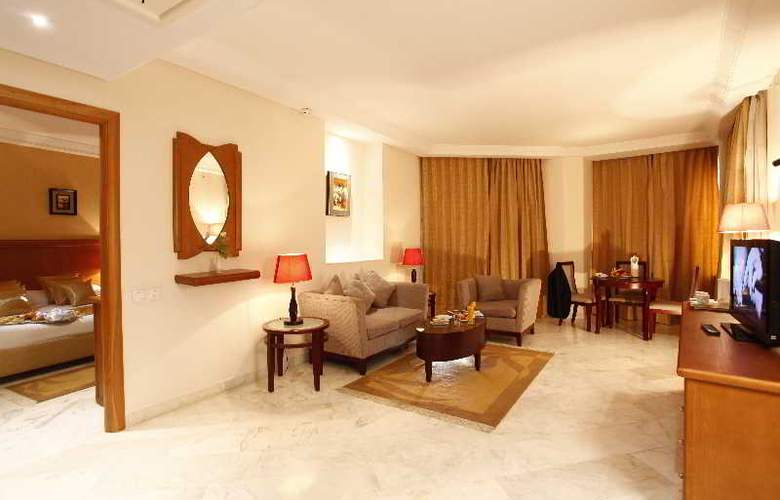 Tunis Grand Hotel - Room - 4