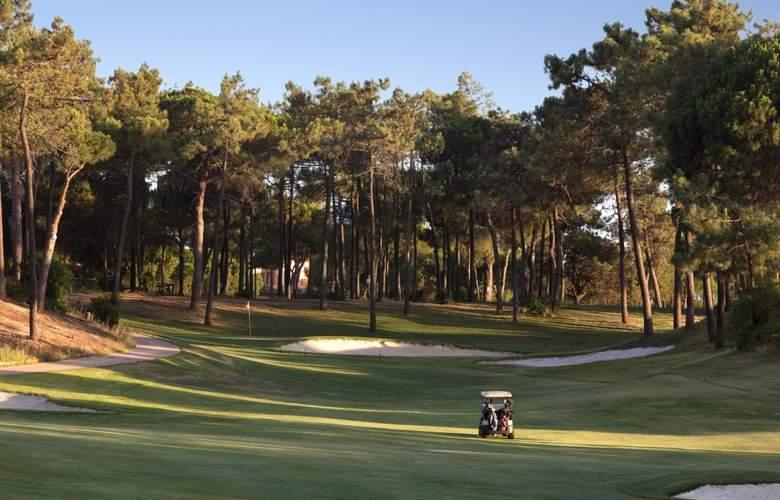 DoubleTree by Hilton Islantilla Beach Golf Resort - Sport - 26