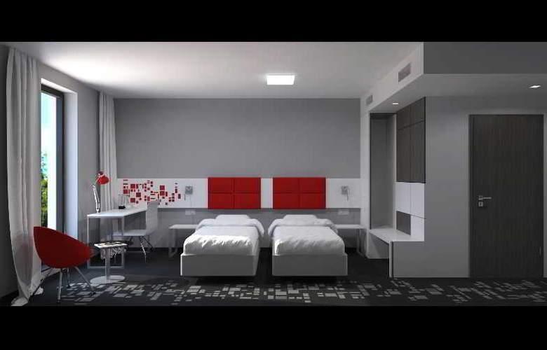 Q Hotel Krakow - Room - 6