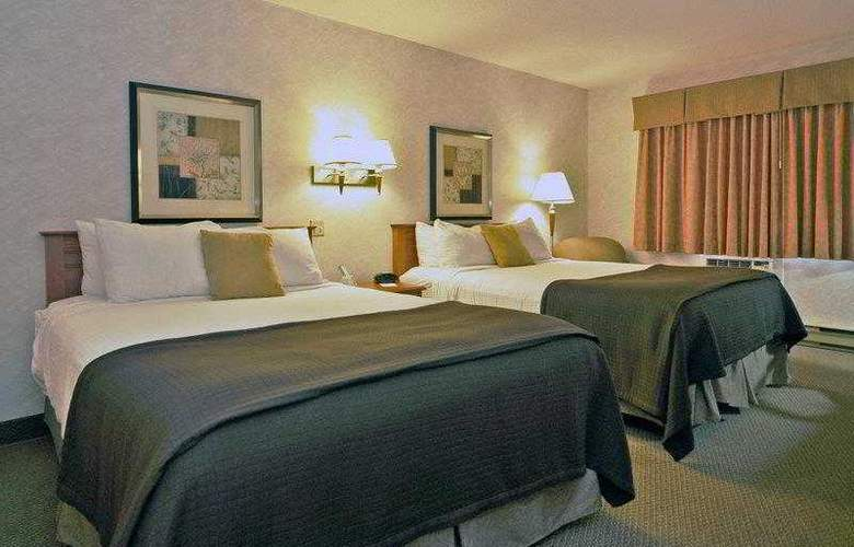Best Western Glengarry Hotel - Hotel - 4