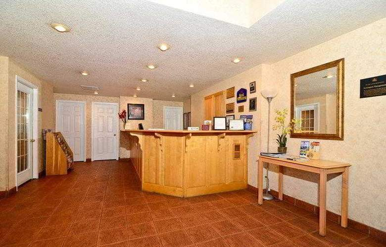 Best Western Horizon Inn - Hotel - 37