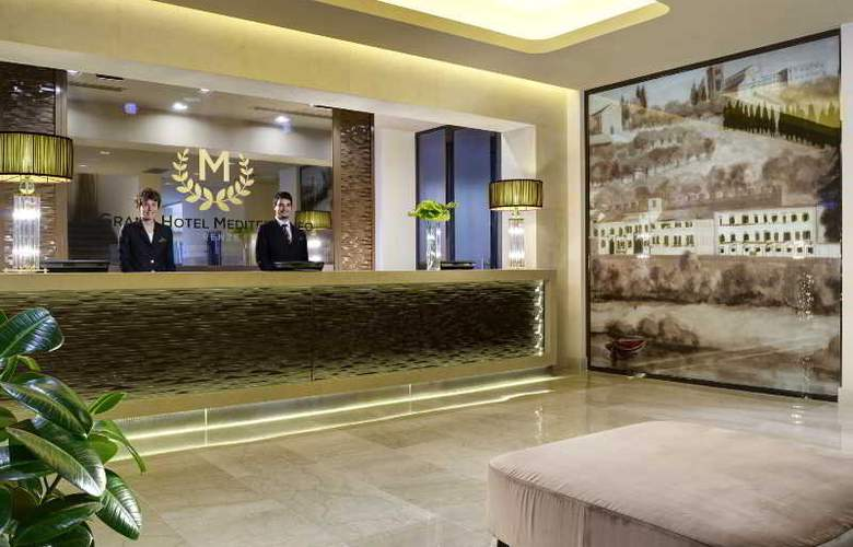 Grand hotel Mediterraneo - General - 6