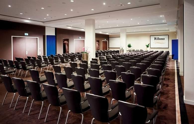 Rilano 24/7 Hotel Muenchen - Conference - 3