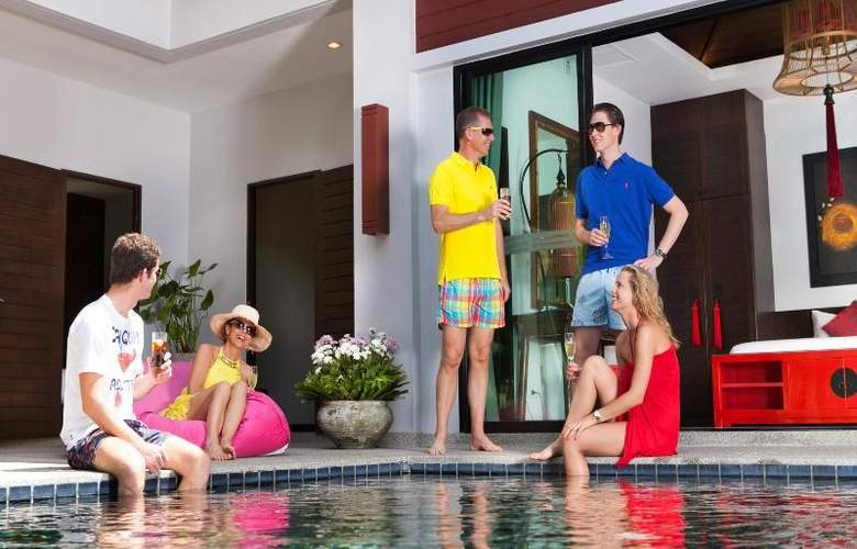 Bell Pool Villa Phuket - Hotel - 15