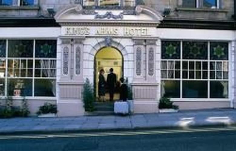 Royal Kings Arms - Hotel - 0