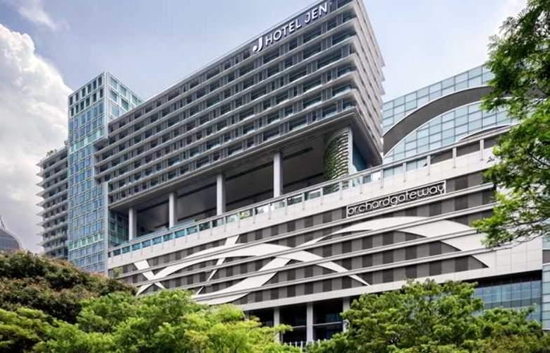 Jen Orchardgateway Singapore - Hotel - 4