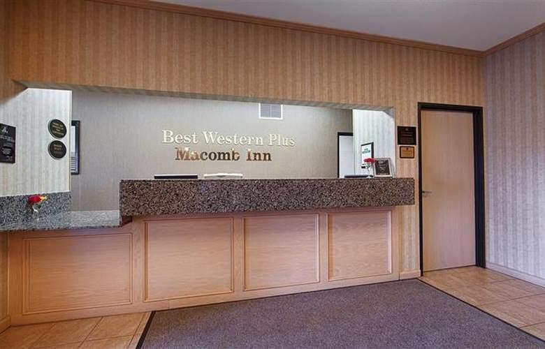 Best Western Plus Macomb Inn - General - 20