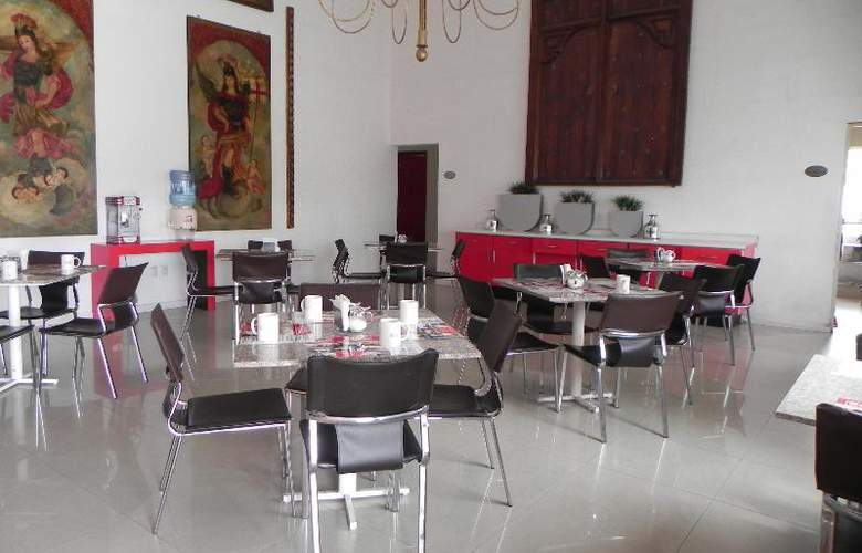 Hotel Zar Queretaro - Restaurant - 22