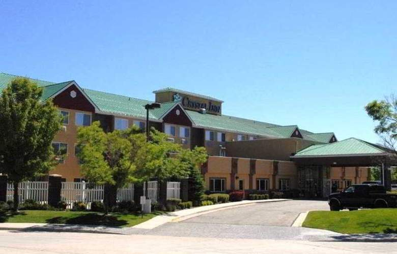 Crystal Inn Hotel & Suites West Valley - Hotel - 0