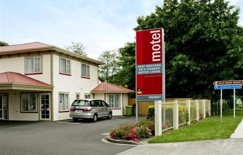 Best Western BK's Pioneer Motor Lodge - Hotel - 22