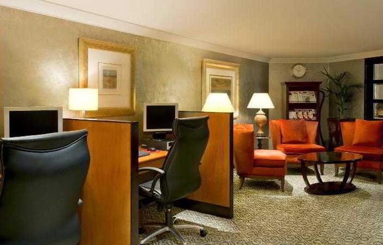 Sheraton Abu Dhabi Hotel & Resort - Sport - 41