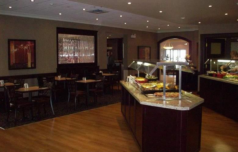 Best Western Brant Park Inn & Conference Centre - Restaurant - 113