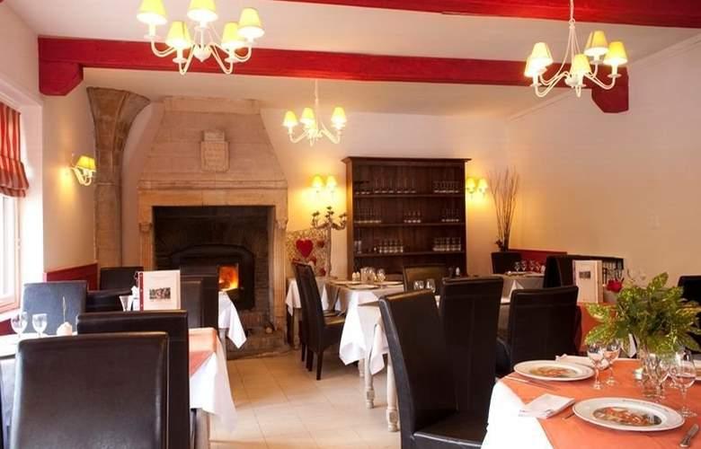 Hostellerie De La Vieille Ferme - Restaurant - 2