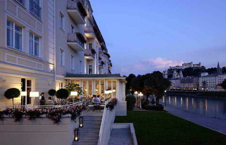 Sacher Salzburg - Terrace - 24
