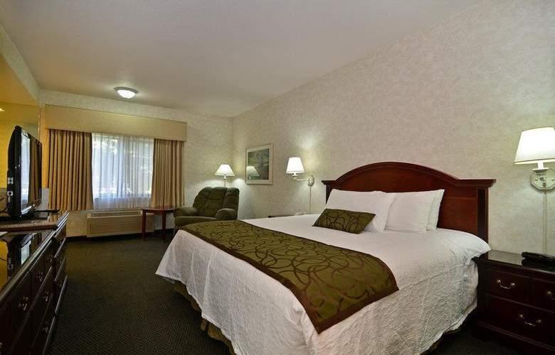 Best Western Plus Twin Falls Hotel - Room - 121