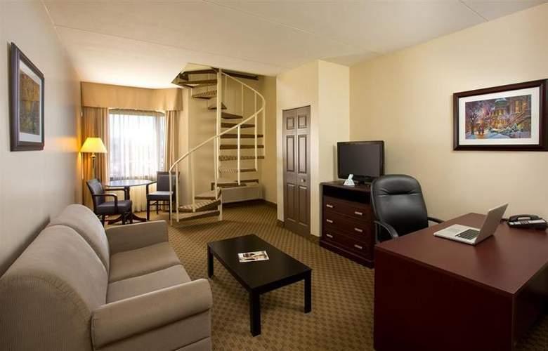 Best Western Plus Laval-Montreal - Room - 60