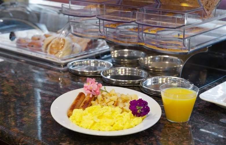 Orchid Suites - Restaurant - 80