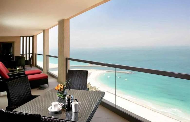 Sofitel Dubai Jumeirah Beach - Room - 37